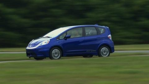 Honda Fit EV 2013-2014 Quick Drive