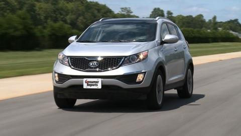 Kia Sportage SX 2012-2015 Road Test