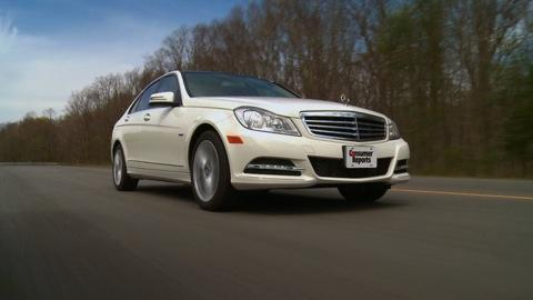 Mercedes-Benz C250 2012-2014 Road Test