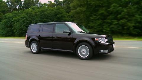 Ford Flex 2013-2015 Road Test