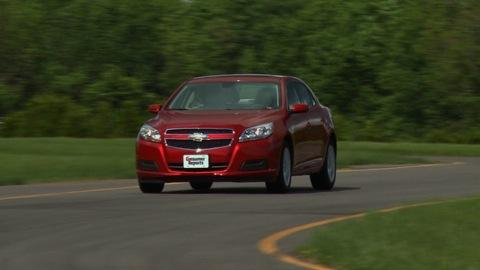 Chevrolet Malibu Eco 2013 Road Test