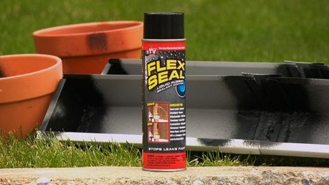 Flex Seal put to the test