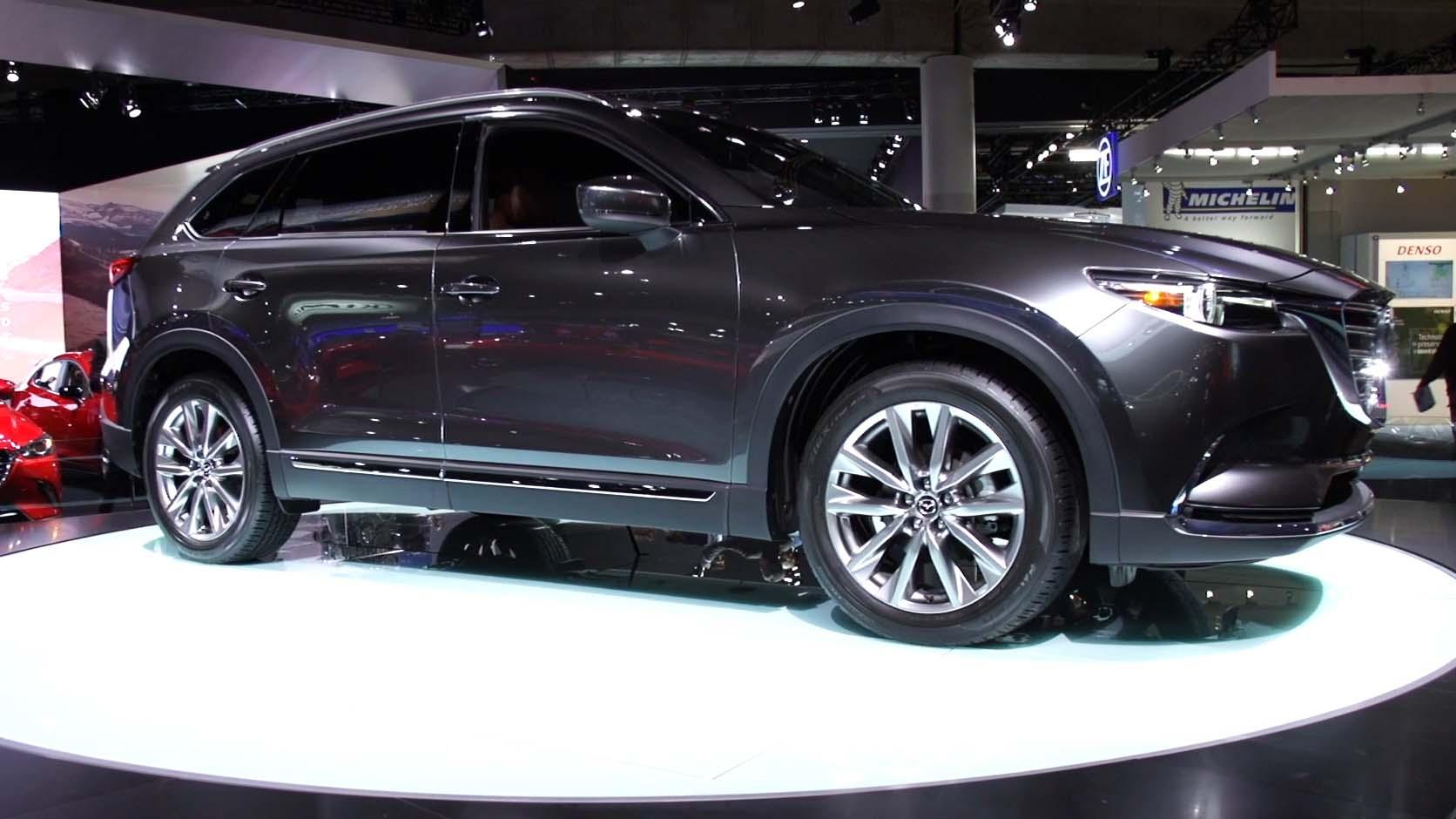 Mazda CX 9 Takes Mazdau0027s Values To A Larger Scale