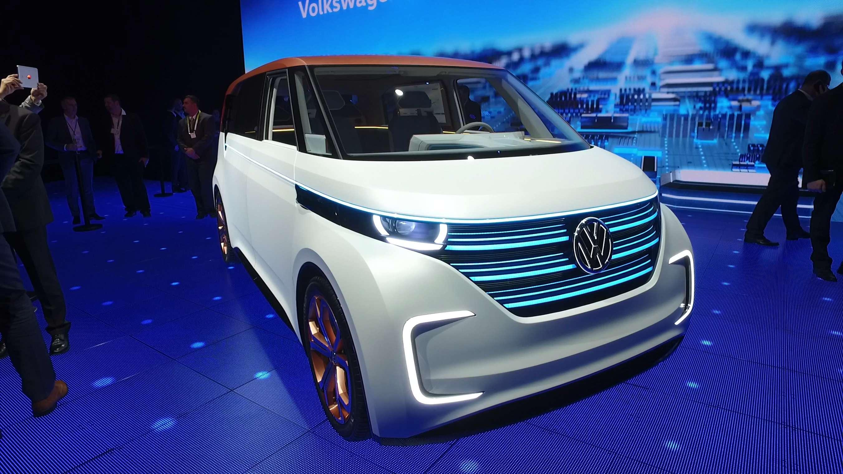 2018 volkswagen bus. simple bus vw unveils electric bus after diesel scandal in 2018 volkswagen bus