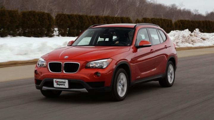 BMW X1 2013 2015 Review