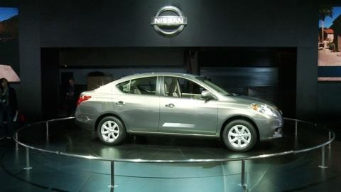 Nissan Versa: 2011 NY Auto Show