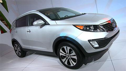 Kia Sportage: 2011 Preview