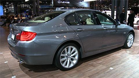 BMW 5 Series: 2011 Preview
