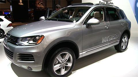 Volkswagen Touareg: 2011 Preview