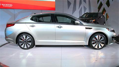 Kia Optima: 2011 Preview