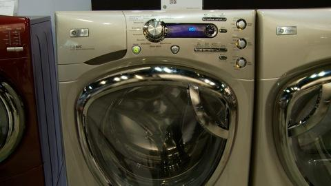 GE Profile washing machine