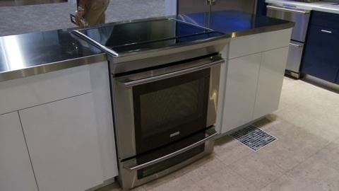 Electrolux Wave-Touch range