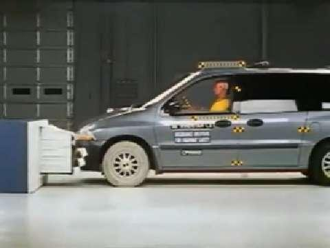 Ford Windstar crash test 1999-2003