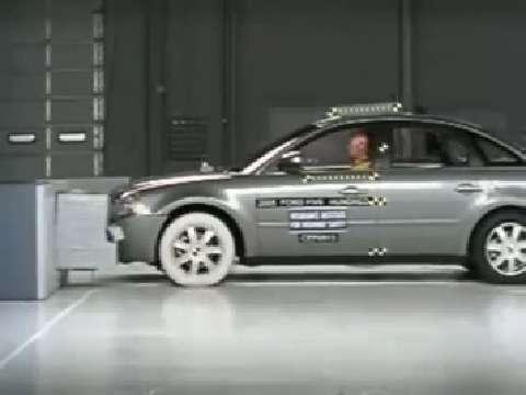 Ford Five Hundred crash test 2005-2007