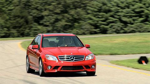 Mercedes-Benz C63 2008-2011 Quick Drive