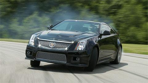 How Fast is the Cadillac CTS-V Coupe?