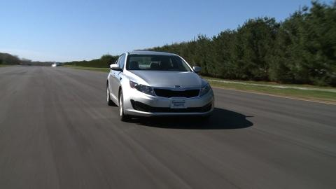 Kia Optima 2011-2015 Road Test