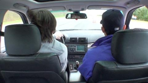 Training teens to drive more safely