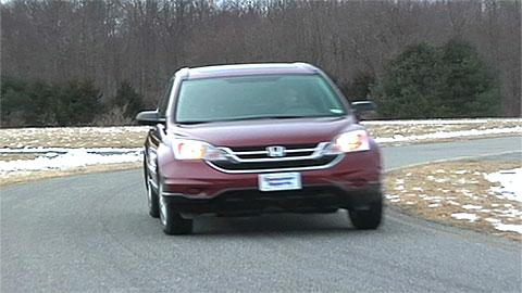 Honda CR-V 2006-2011 Road Test