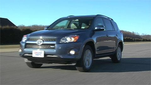 Toyota RAV4 2006-2012 Road Test