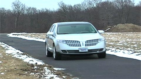 Lincoln MKT 2010-2012 Road Test