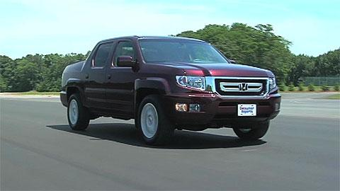 Honda Ridgeline 2006-2014 Road Test
