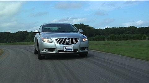 Buick Regal 2011-2013 Road Test