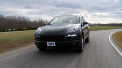 Porsche Cayenne 2010-2014 Road Test