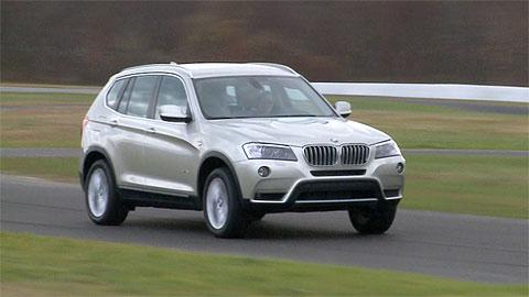 BMW X3 First Look