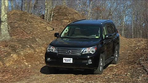 Lexus GX 2010-2013 Road Test