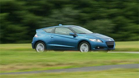 Honda CR-Z 2011-2014 Road Test
