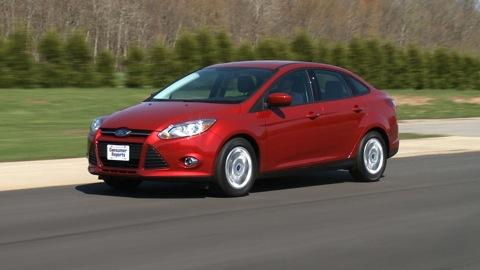 Ford Focus First Drive