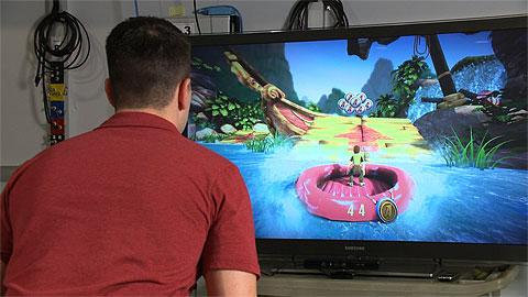 XBox 360 Kinect first look