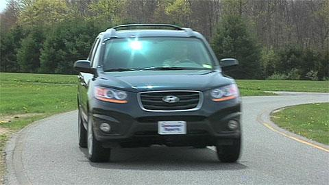 Hyundai Santa Fe 2010-2012 Road Test