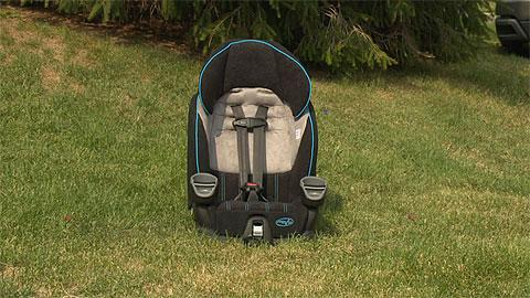 Car Seat Fails Consumer Reports' Tests