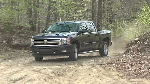 Chevrolet Silverado 2007-2013 Road Test