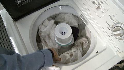 Laundry made easier?