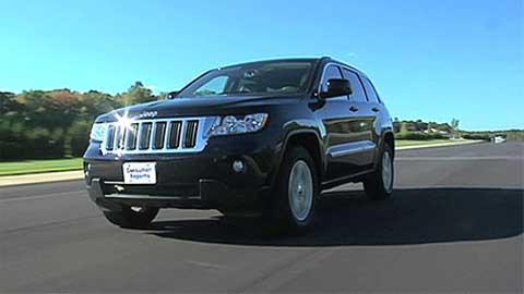 Jeep Grand Cherokee 2011 2013 Road Test
