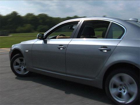 BMW 535i 2008-2010 Road Test