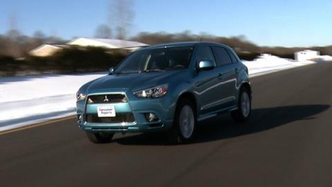 Mitsubishi Outlander Sport 2011-2015 Road Test