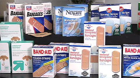 Are waterproof bandages waterproof?