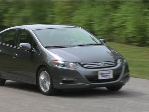 Honda Insight 2009-2014 Road Test