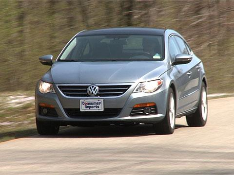 Volkswagen CC and Passat 2006-2010 Road Test