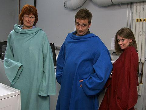 Snuggie Test & The Consumerist