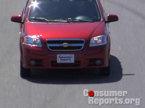 Chevrolet Aveo 2008-2011 Road Test