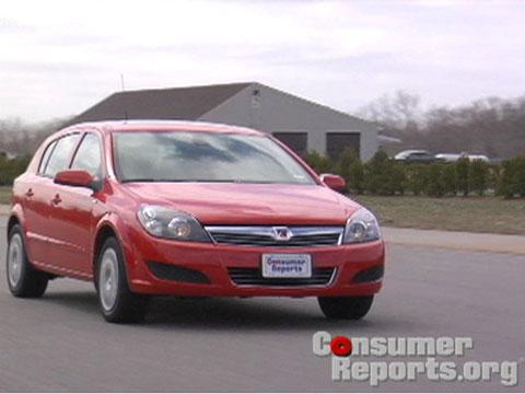Saturn Astra XE Review