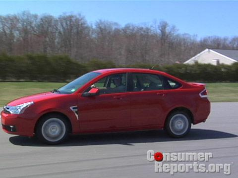 Ford Focus 2008-2010 Road Test