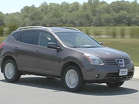 Nissan Rogue 2008-2013 Road Test