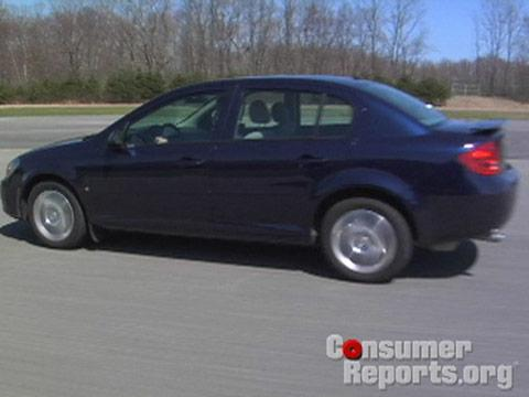 Chevrolet Cobalt 2005-2010 Road Test