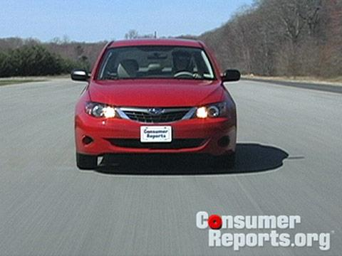 Subaru Impreza 2008-2011 Road Test